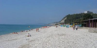 Лучшие пляжи поселка Шепси с подробным описанием, местоположением, фотографиями на 2020 год.