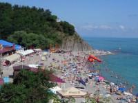 Пляжи в поселке Бетта - лето 2021 года, отзывы, актуальные фотографии, как проехать
