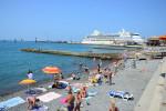 Пляж Маяк в Сочи — лучшие пляжи города Сочи
