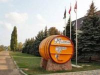 Винный завод «Мильстрим» в районе Темрюка