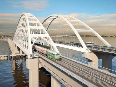 Власти Крыма заявили, что новая железная дорога должна быть скоростной