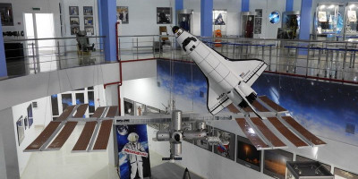 Музей космонавтики в Архипо-Осиповке описание фото отзывы режим работы адрес телефон как проехать.