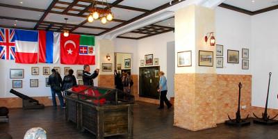 Музей Крымской войны в городе Евпатория – история прошлого, описание, как проехать, адрес.