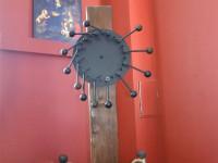Музей Леонардо да Винчи на территории Олимпийского парка