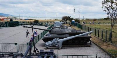 Музей военной техники в городе Новороссийск, фотографии, как проехать, адрес, телефон, режим работы, цена билета, описание, отзывы.