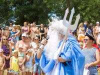 Праздник «День Нептуна» в Анапе