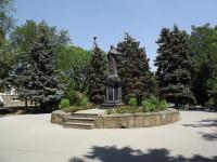 Парк Никольский в городе Ейск – семейный отдых