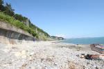 Нудистский пляж в поселке Дагомыс района Сочи, фотографии, как проехать, адрес, описание, отзывы дикарей.