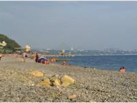 Нудистский пляж в поселке Дагомыс района Сочи