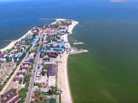 Нудистский пляж города курорта Ейск