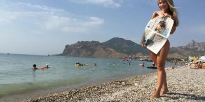 Нудистский пляж Коктебель - подробное описание, инфраструктура, развлечения, правила
