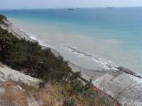 Нудистский пляж поселка Кабардинка