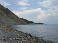 Нудистский пляж в Большом Утрише