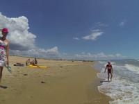 Нудисткий пляж в Витязево