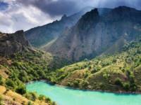 Панагия – горное озеро в районе Алушты