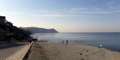 Пляж на улице 40 лет Победы в городе Анапа описание, отзывы туристов, как проехать, адрес, инфраструктура.