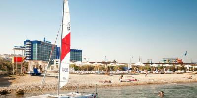 Пляж Аквамарин Севастополь на лето 2020 года - как проехать, инфраструктура, стоимость входа