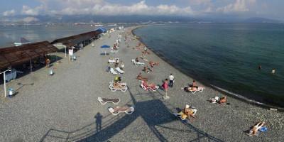 Пляж Алексино в Новороссийске, подробное описание с реальными отзывами туристов адрес как проехать.