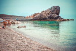 Пляжи Алупки