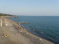 Описание пляжа Айтар в городе Сухум Республика Абхазия на лето 2020 - фотографии, отзывы