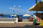 Пляж Багратион в курортном поселке Лазаревское фотографии, отзывы туристов, как проехать, адрес, подробное описание.