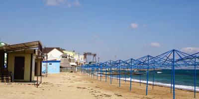 Тропический рай в самом центре города Феодосии – Пляж Баунти, фотографии, режим работы, цена за вход, инфраструктура.