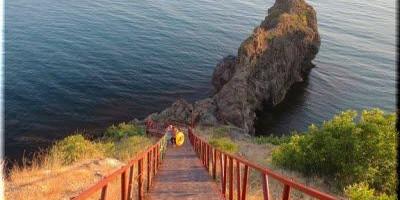 Пляж Царское село Севастополь - фотографии, отзывы, как проехать