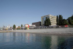 "Описание пляжа ""Фламинго"" в Адлере лето 2021"