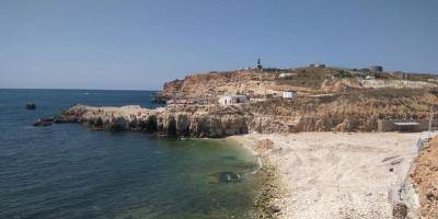 Пляж Голубая бухта г. Севастополь на лето 2020 года - фотографии, отзывы туристов