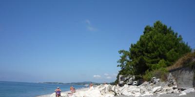 Пляжи Цандрипш