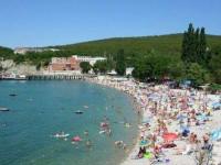 Пляжи микрорайона Голубая Волна в Геленджике на лето 2021 года, отзывы, цены, инфраструктура.
