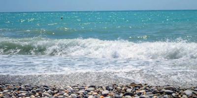 Пляжи в Лазаревском