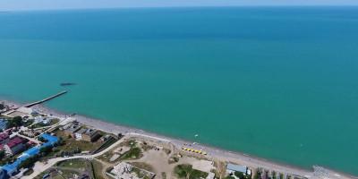 Пляжи поселка Николаевка