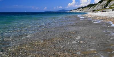 Пляжи в Шепси