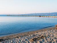 Пляжи в Солониках