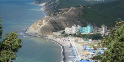 Пляжи в Сукко