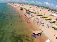 Пляжи в Витязево