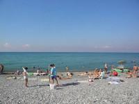 Пляжи в Якорной щели