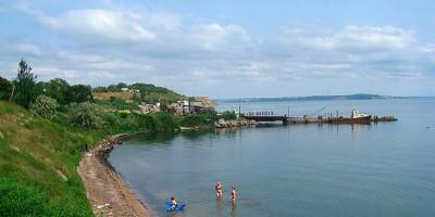 Пляж Капканы в городе Керчь на лето 2021 года - маршрут, отзывы, фотографии