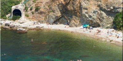 Пляж Каравелла Севастополь - фотографии, отзывы туристов, актуальный маршрут