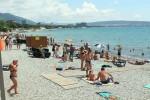 Пляж Лазуревый берег в городе Геленджик на лето 2021 года, фотографии, отзывы.