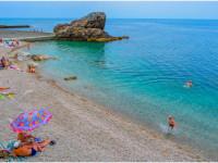 Пляж Лягушка в городе Алупка на лето 2021 года - отзывы туристов, фотографии