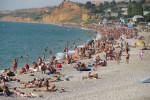 Пляж Любимовка в районе города Севастополь - фотографии, отзывы, как проехать