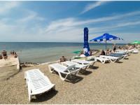 Пляж Малая бухта в городе Анапа, отзывы туристов, актуальные фотографии, стоимость билета