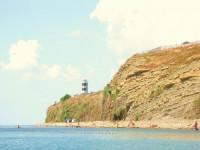 Пляж у Маяка в Анапе - фотографии, отзывы, как проехать, инфраструктурА 2021