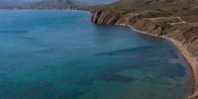 Описание пляжа Мертвой бухты - фотографии, отзывы, фотографии, инфраструктура