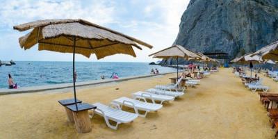 Пляж Мохито в Судаке – отзывы туристов, фотографии, как проехать, адрес, подробное описание.