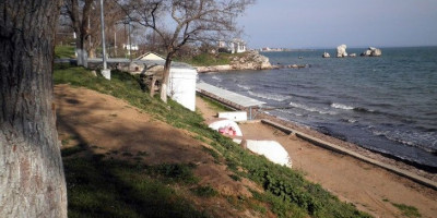 Молодежный пляж в городе Керчь – подходит не только молодежи, как проехать, адрес, режим работы, описание, отзывы.