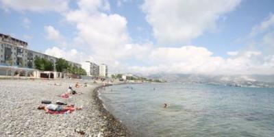 Пляж Нептун Новороссийск лето 2021 года, актуальные фотографии, самый легкий маршрут.