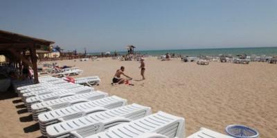Пляж Оазис - фотографии, отзывы туристов, где отдохнуть летом 2021